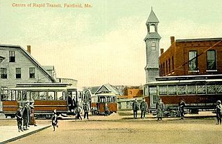 Fairfield (CDP), Maine CDP in Maine, United States