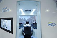 Train simulator - Wikipedia