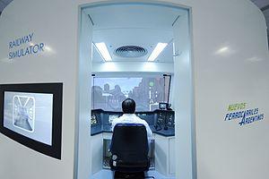 Train simulator - A Ferrocarriles Argentinos Railway Simulator.