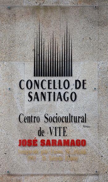Centro sociocultural de Vite. Santiago de Compostela