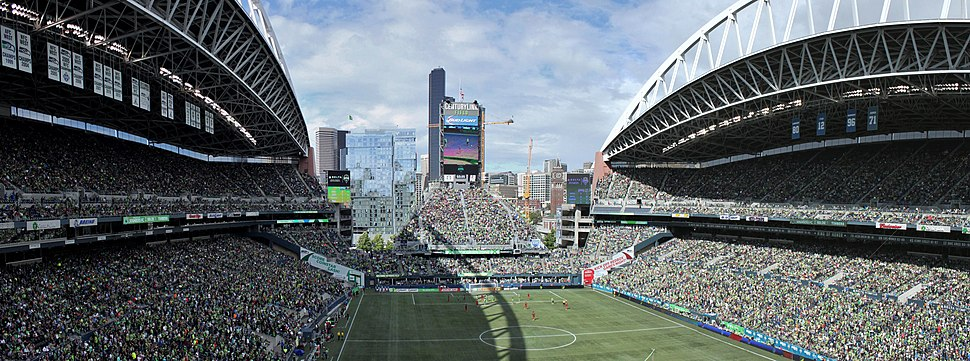 CenturyLink Field panorama from Section 324 (21182723826)