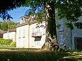 Cergy (95), maison de Gérard Philippe, Gency 2.jpg