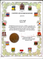 Certificate of Recognition by House of Commons, Canada.png