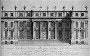 Chandos House Cavendish Square proposal 1720.jpg
