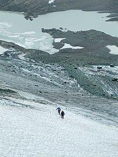 Chaney Glacier