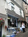 Charity shop in Queen Street - geograph.org.uk - 938439.jpg