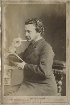 Charles Hamilton Aide - Charles Hamilton Aide