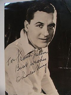 Charles King (musical actor) vaudeville and Broadway actor