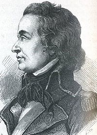 Charles Philippe Ronsin, gravure (XIXe siècle).