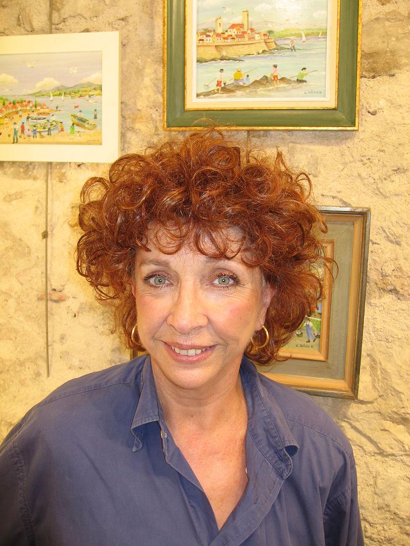 Charlotte Julian le 4 août 2014 à Mougins. | Photo : Wikimedia.