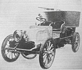 Armored car (military) - The earliest French armored car - the Charron-Girardot-Voigt 1902.