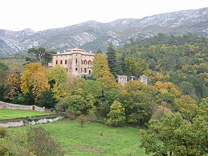 Vauvenargues, Bouches-du-Rhône - Vauvenargues castle