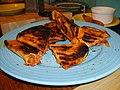 Cheese in pitta tortilla (1956987262).jpg