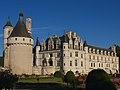 Chenonceau Le Château Vue n°5.JPG