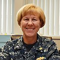 Cheryl M. Hansen (U.S. Navy Capt.), Pacific Fleet, deputy fleet engineer 2014 (13132154974) (cropped).jpg