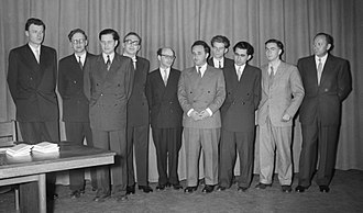 Candidates Tournament - Candidates Tournament 1956 Amsterdam: 10 players