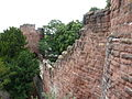 Chester City Walls - Spur Wall and Water Tower 01.jpg