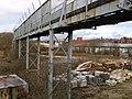 Chesterfield - Tube Works footbridge - geograph.org.uk - 1038993.jpg