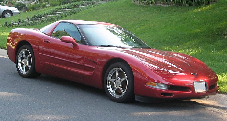 Chevrolet-Corvette-C5