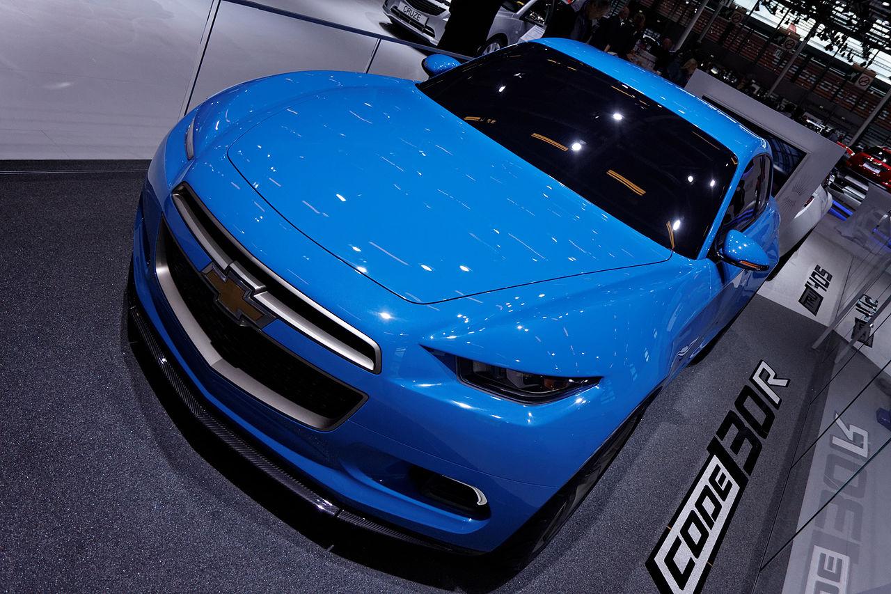 Chevrolet code 130r concept 2017 2018 best cars reviews - Mondial de l auto paris 2017 ...