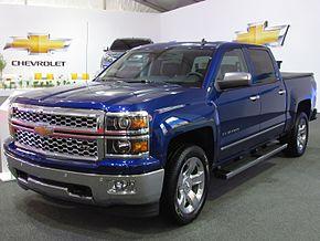 Chevrolet Silverado Vikipediya