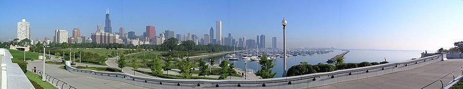 Grant Park (Chicago) - Wikipedia