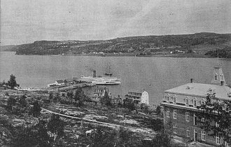Chicoutimi - Chicoutimi, 1893