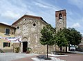 Chiesa San Michele Arcangelo, Oratoio, Pisa 2.JPG