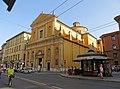 Chiesa di San Vitale (Parma) - facciata e lato nord 2019-06-07.jpg