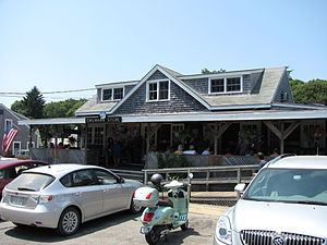 Chilmark, Massachusetts - Chilmark Store