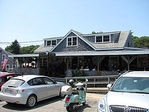 Chilmark, Massachusetts - Chilmark Store