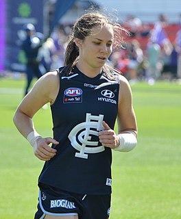 Chloe Dalton Australian rugby union player