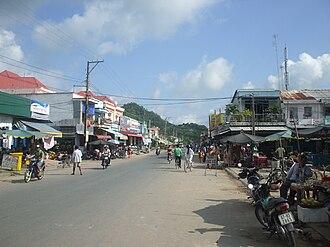 Tri Tôn - Image: Chobachuc