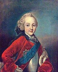 anonim: Christian VII, king of Denmark-Norway