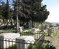 Christian cemetery on Mt. Zion, Bishop Gobat School.jpg