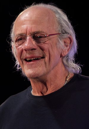 Christopher Lloyd - Lloyd at the May 2015 Phoenix Comicon