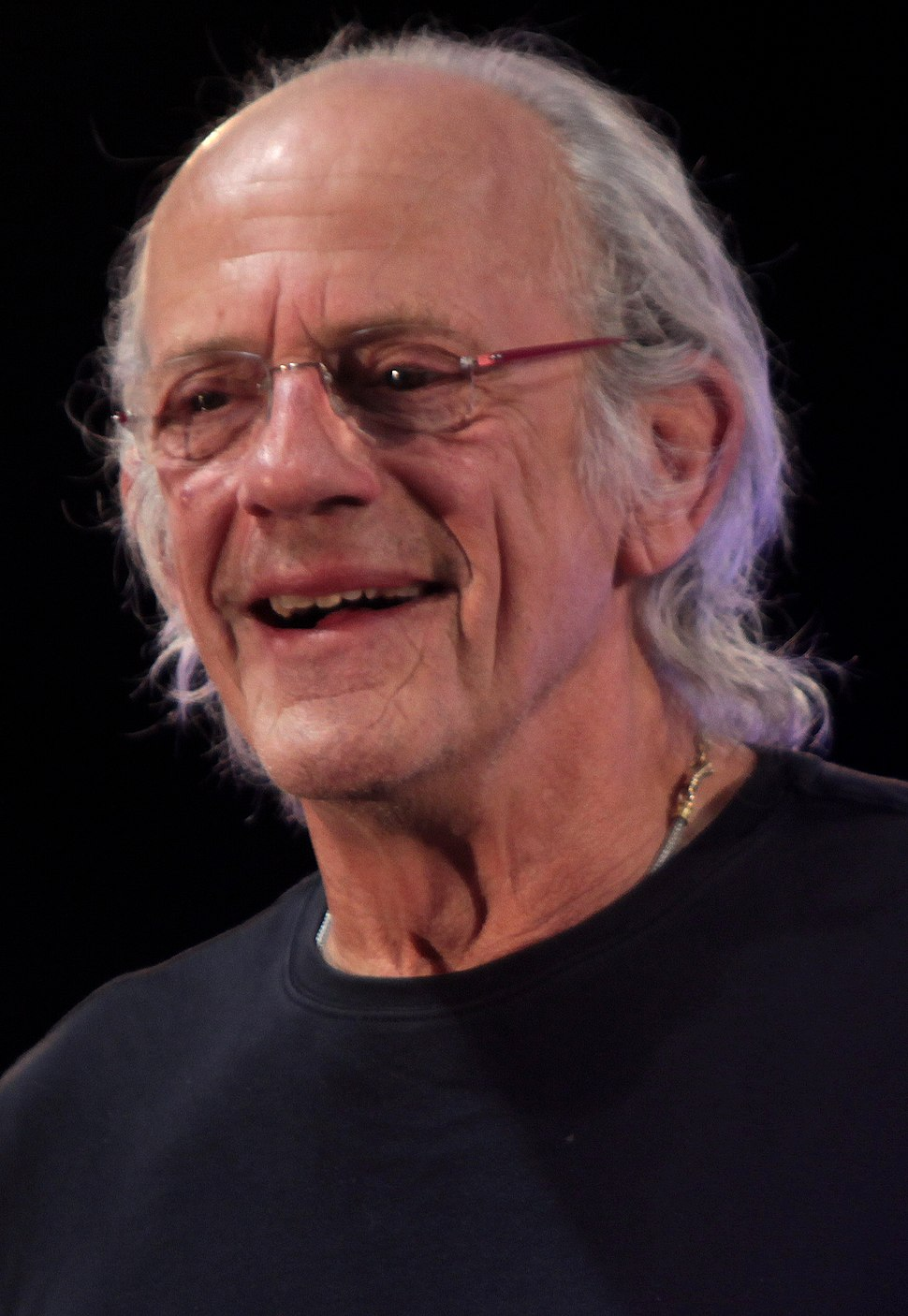 Christopher Lloyd May 2015