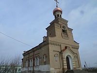 Church of Archangel Michael in Zhambul 15-04.JPG