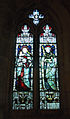 Church of St Nicholas, Carlton Scroop - 1890 south aisle east stained window.jpg