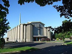 Church of the Annunciation, West Finglas - geograph.org.uk - 491625.jpg