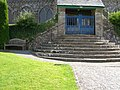 Church steps, Ugborough - geograph.org.uk - 233354.jpg