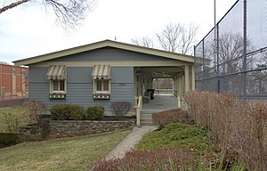 Cincinnati Tennis Club - Image: Cincinnati Tennis Club