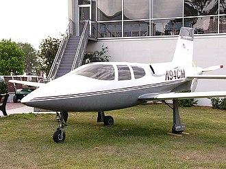 Cirrus Aircraft - A Cirrus VK-30 kit aircraft