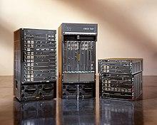 Router Cisco serie 7600