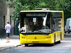 CityLAZ-12 in Lviv, Ukraine - 001.jpg