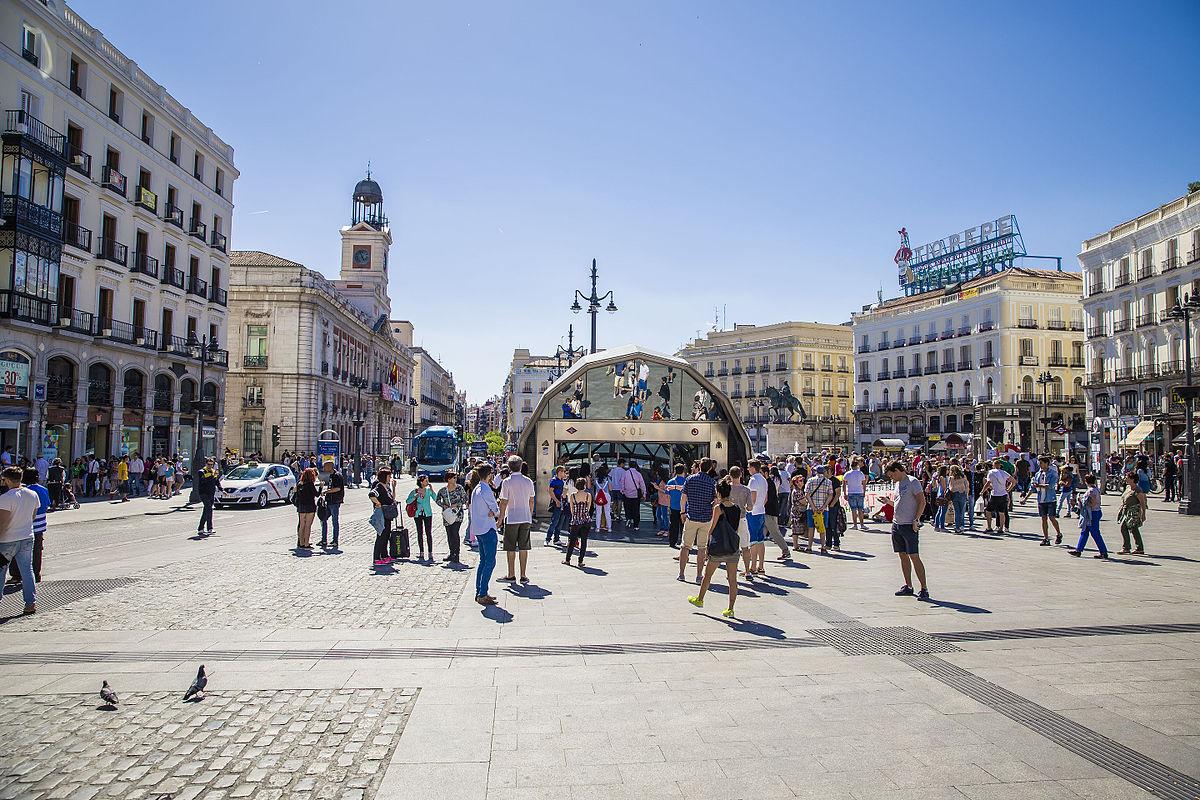 Puerta del sol wikipedie for Centro oftalmologico puerta del sol