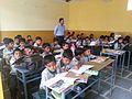 Classroom, Saint Umar Inter College Jhansi.jpg