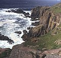 Cliffs at Land's End - geograph.org.uk - 481803.jpg