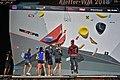 Climbing World Championships 2018 Boulder Final Woman observation (DSC09099).jpg