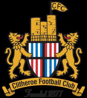 Clitheroe F.C. Association football club in England